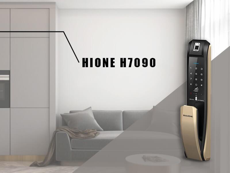 قفل دیجیتال کره ای HIONE H7090PSK