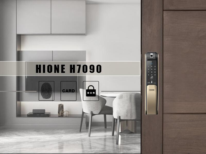 قفل دیجیتال HIONE H7090PSK