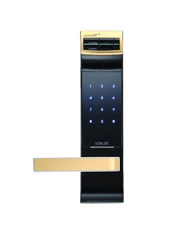 قفل دیجیتال رمزی و اثرانگشتی گیت من F300-FH
