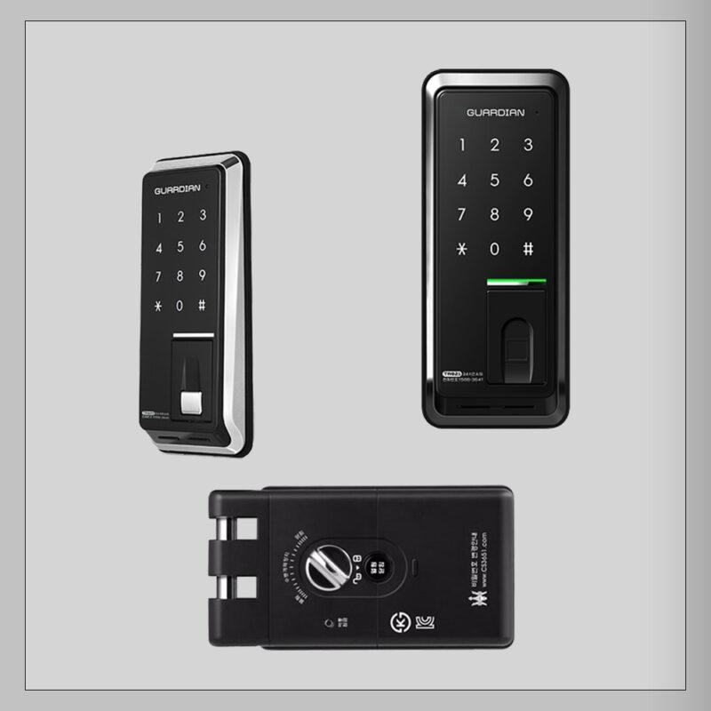 قفل دیجیتال GUARDIAN TR821