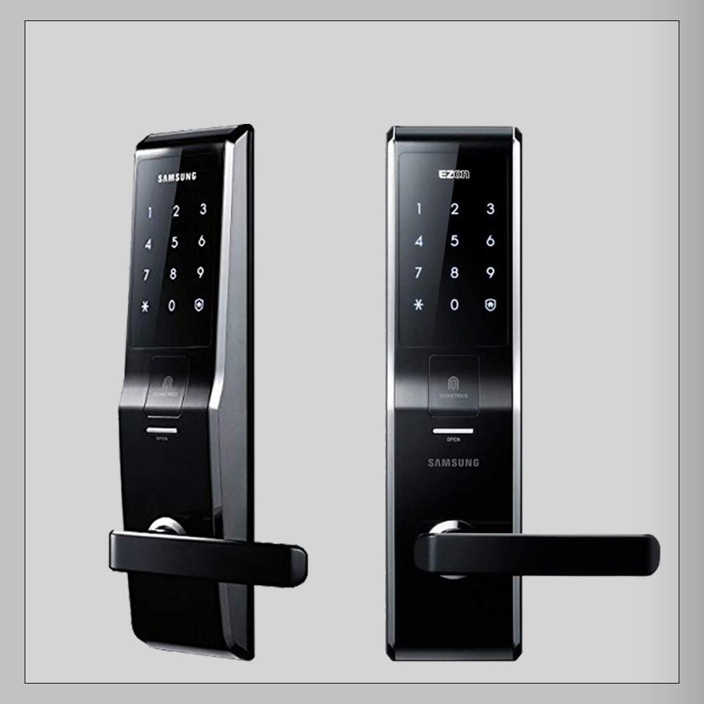 قفل اثر انگشتی سامسونگ مدل SHS-H700 (قفل رمزی و اثر انگشتی)