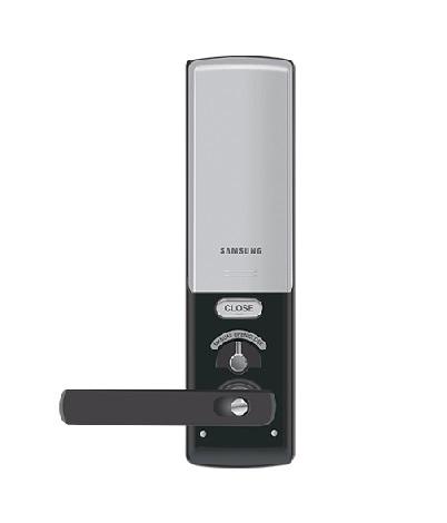 قفل دیجیتال اثرانگشتی سامسونگ SHS-H700 (قفل رمزی و اثر انگشتی)