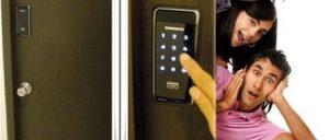 خرید قفل دیجیتال بدون دستگیره سامسونگ
