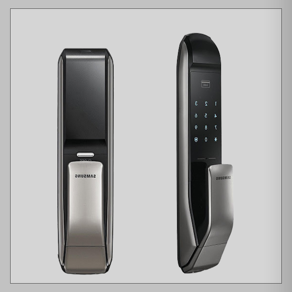 قفل الکترونیکی رمزی و کارتی سامسونگ SHP-DP720