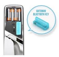 کنترل قفل درب ورودی توسط تلفن همراه