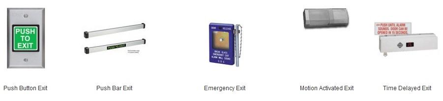 قفل اکسس کنترل و سیستم های کنترل دسترسی هتل ها و اماکن اداری