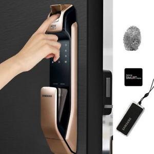 قفل درب اثرانگشتی انتخابی مناسب جهت افزایش امنیت