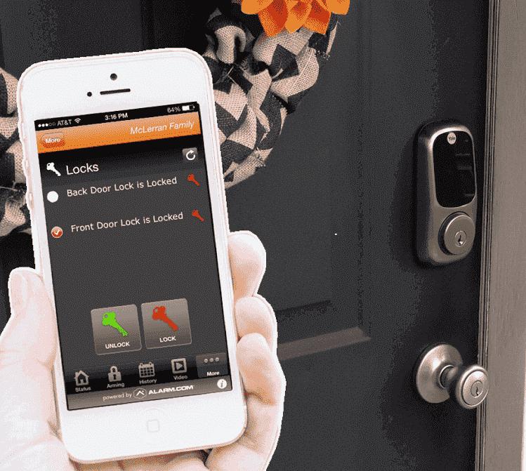 Doo-lock-and-mobile-app-lifestyle-digital-keys