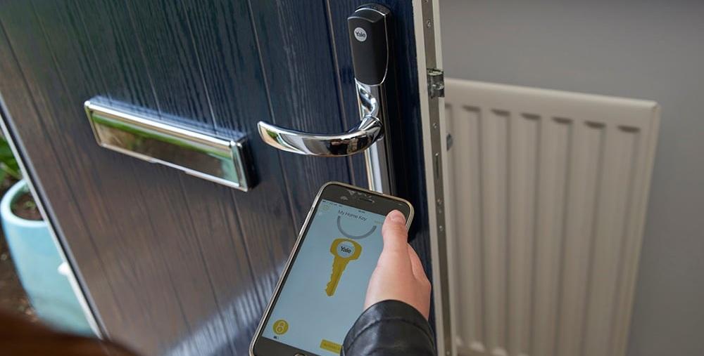 کلیدهای دیجیتالی قفل هوشمند