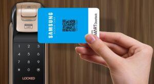 Access-card-hotel-lock