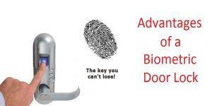 دلایل و مزایای استفاده از قفل اثرانگشتی بیومتریک