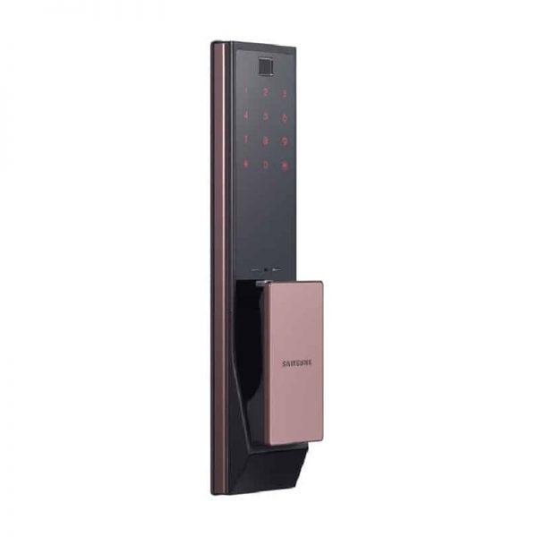 قفل الکترونیکی کارتی و اثر انگشتی سامسونگ SHP-DP950