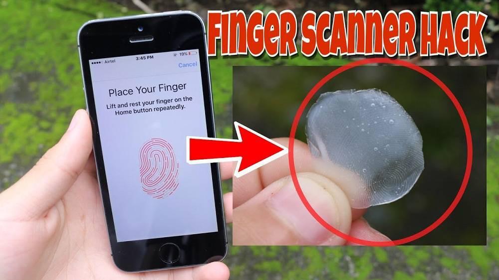چرا نباید از قفل اثر انگشتی برای دسترسی به تلفن همراه استفاده نمود؟