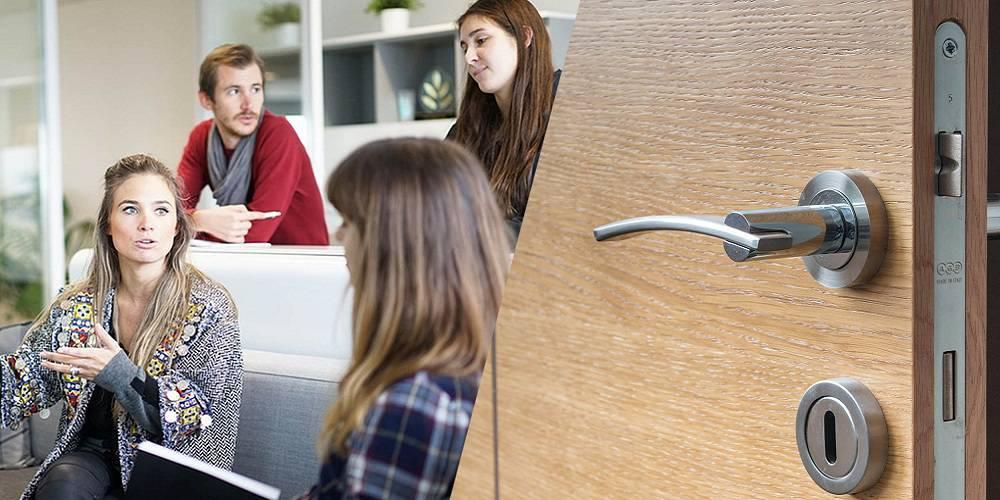 قفل دیجیتال هوشمند راه حلی مناسب برای دسترسی به اماکن اداری و تجاری