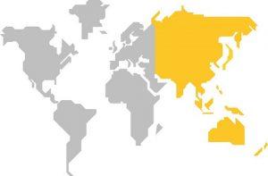 آسیا-اقیانوسیه