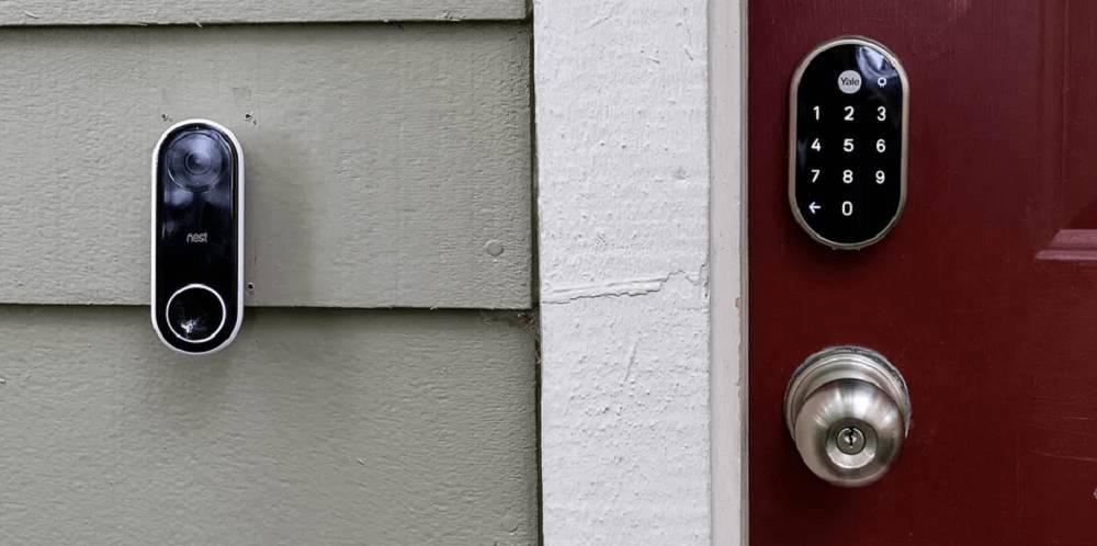 ضرورت استفاده از قفل دیجیتال امنیتی در کنار دوربین های امنیتی