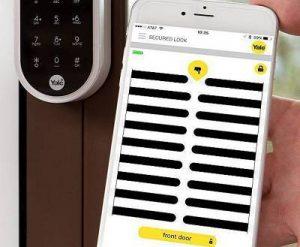 کنترل از راه دور درب توسط تلفن همراه