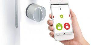 مزایای کنترل از راه دور قفل دیجیتال هوشمند توسط تلفن همراه
