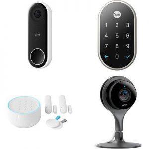 ضرورت استفاده از قفل دیجیتال در کنار دوربین های امنیتی