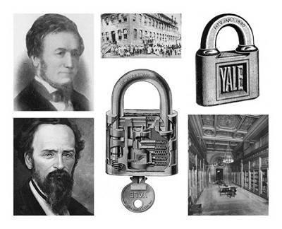 تاریخچه شرکت YALE