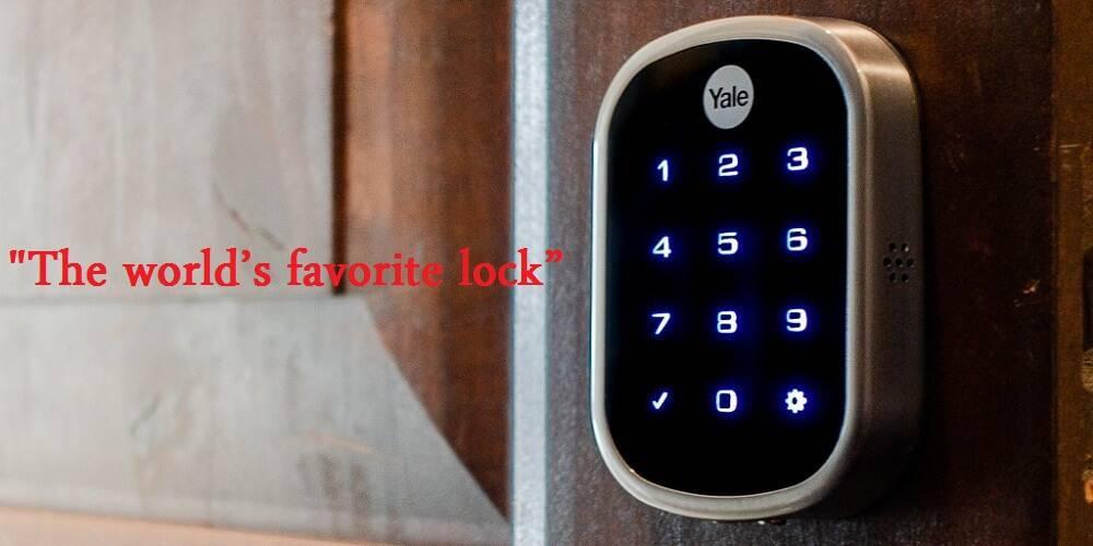 آشنایی با قفل هوشمند یال ، قفل مورد علاقه جهان