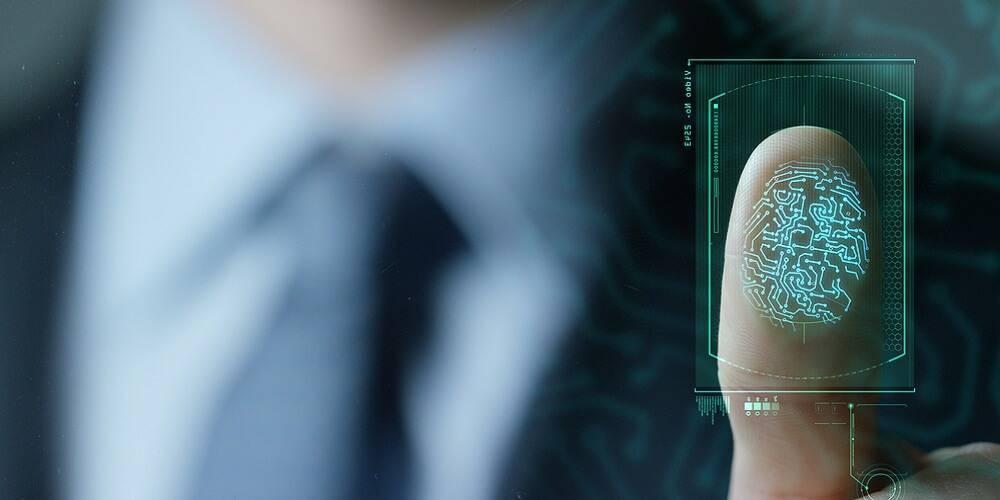قفل الکترونیکی اثرانگشتی راهی به سمت آینده