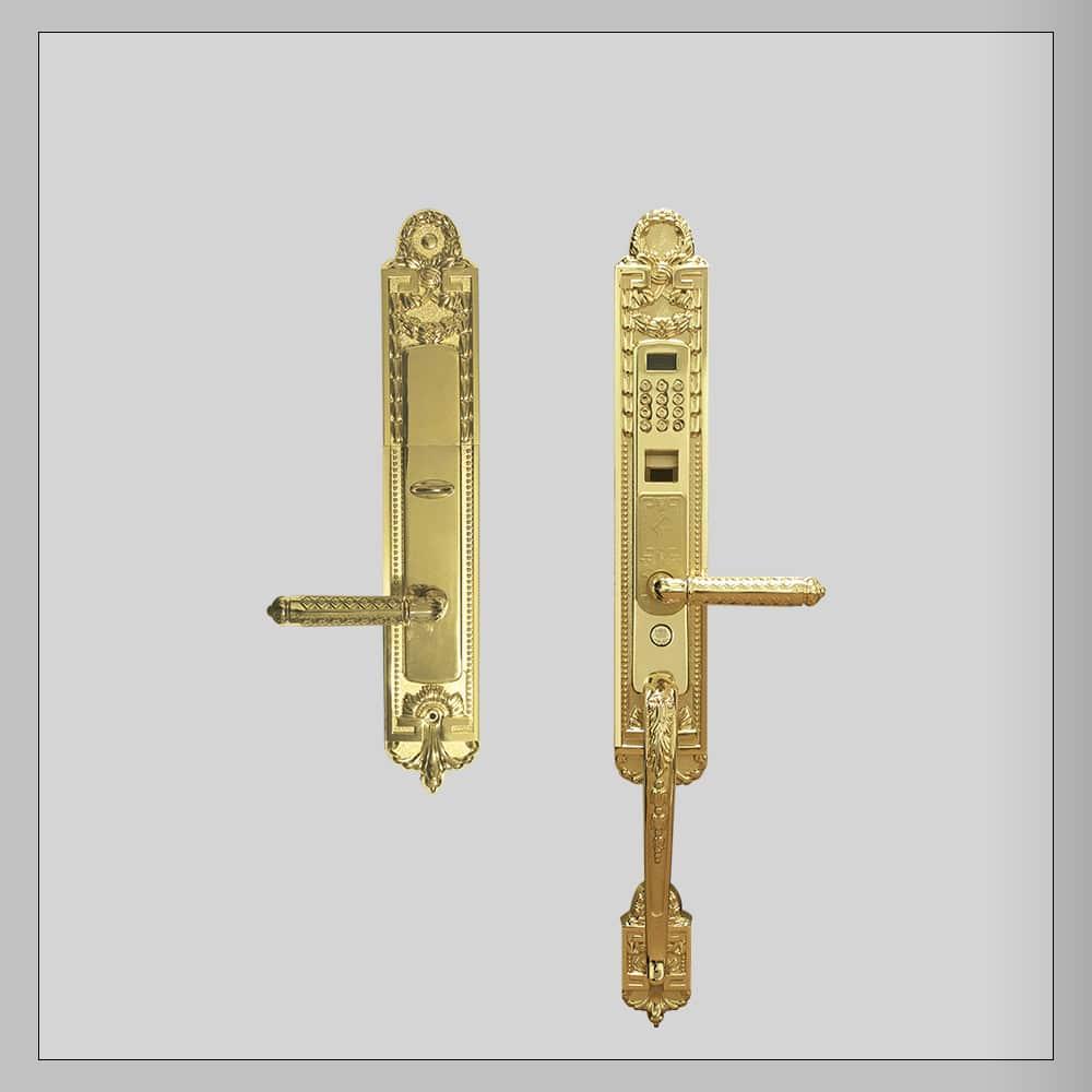 قفل دیجیتال کلاسیک HBS