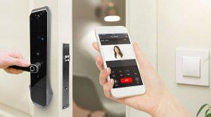 دستگیره امنیتی هوشمند کلید امنیت در آینده
