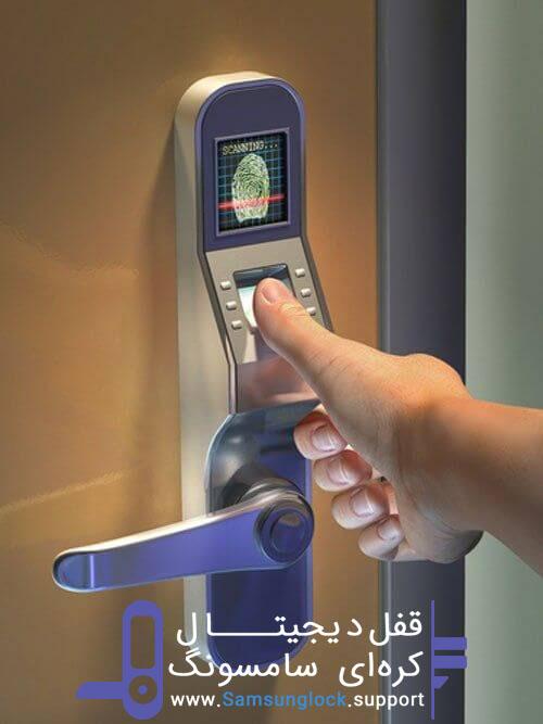 کاربردهای مهم سیستم کنترل بیومتریک