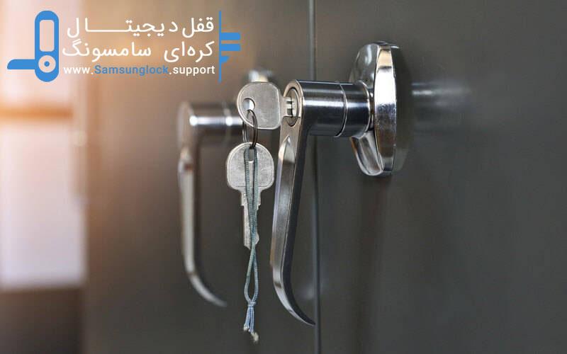 قفل کابینت فایل برای محافظت از اسناد و مدارک محرمانه
