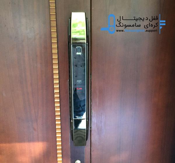 نصب قفل p808