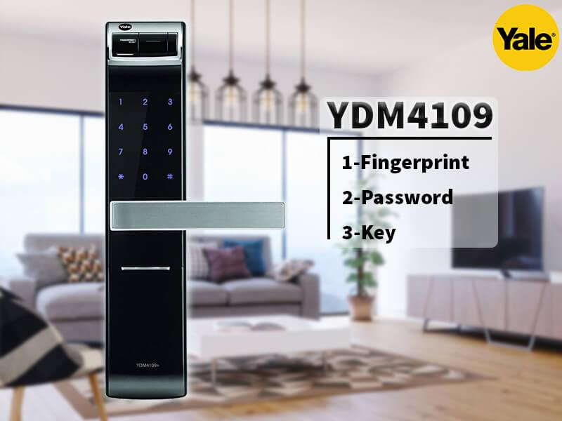 قفل دیجیتال یال مدل 4109