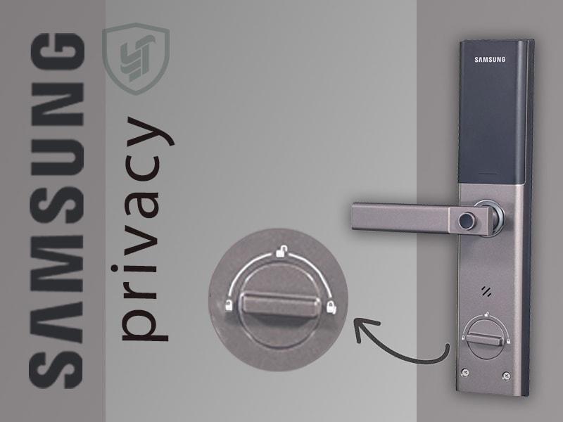 قفل سامسونگ ضد سرقت