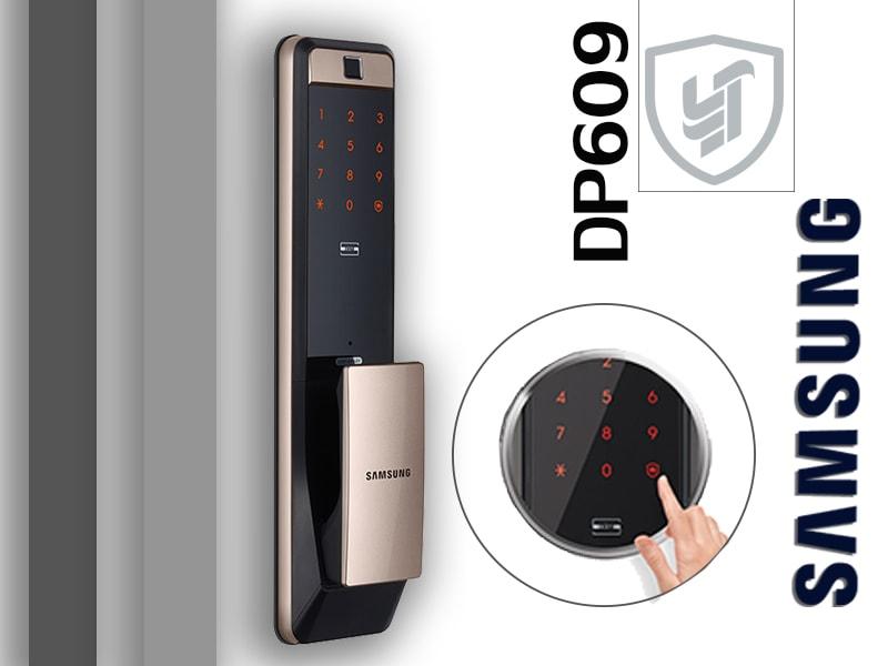 قفل SHP-DP609