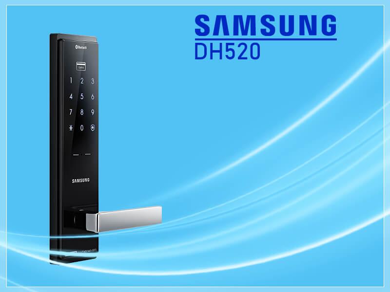 دستگیره دیجیتال مدل dh520