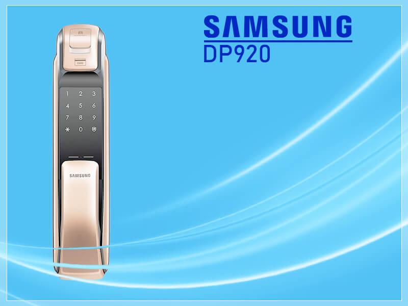 دستگیره دیجیتال سامسونگ مدل dp920
