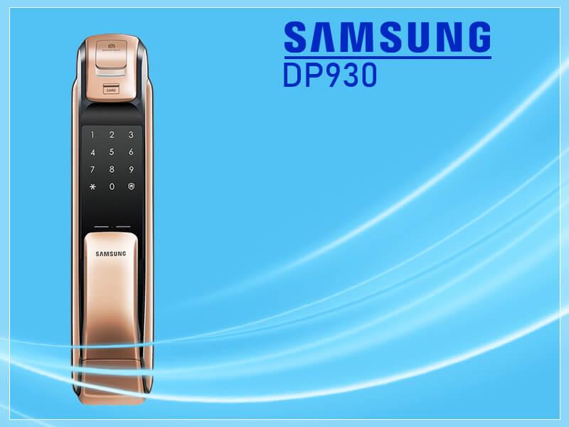 دستگیره هوشمند سامسونگ مدل dp930