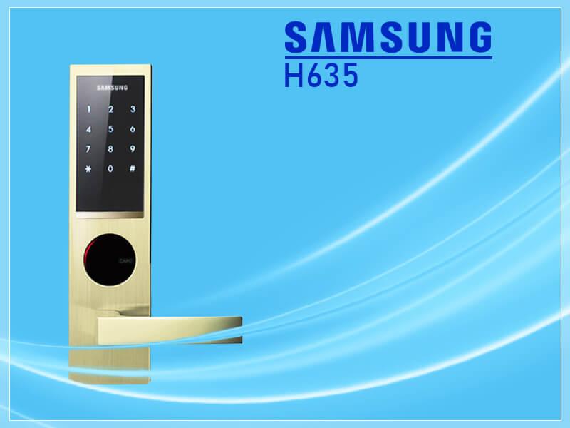 دستگیره دیجیتال سامسونگ مدل h635