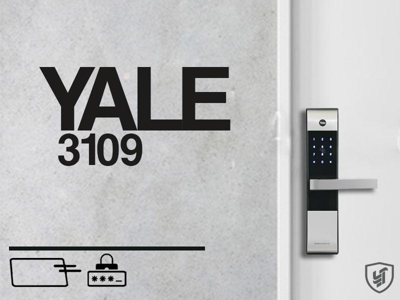 قفل دیجیتال یال 3109