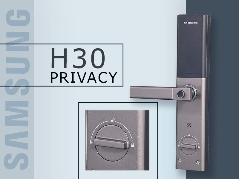 قفل سامسونگ h30