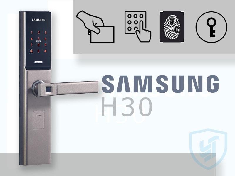 قفل سامسونگ shp-h30