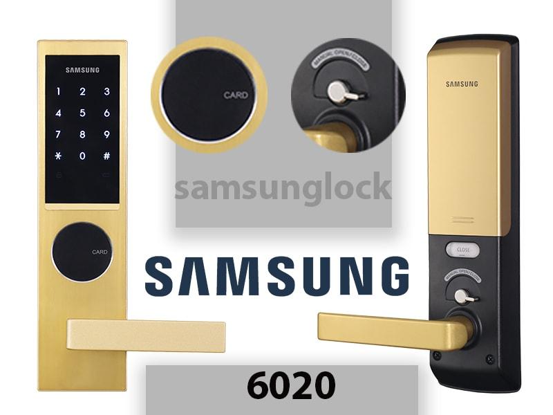 قفل هوشمند سامسونگ SHS-6020
