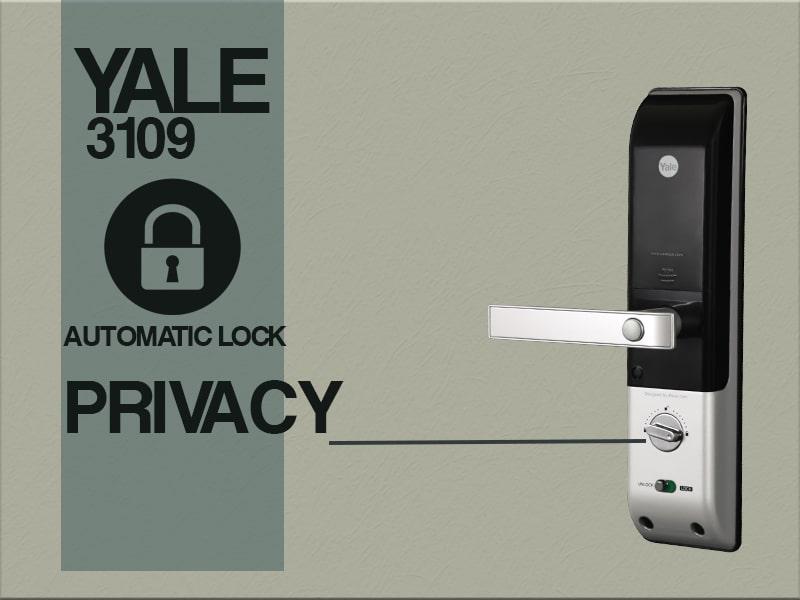 قفل yale 3109