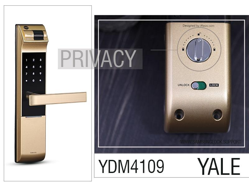 سیستم حریم خصوصی قفل