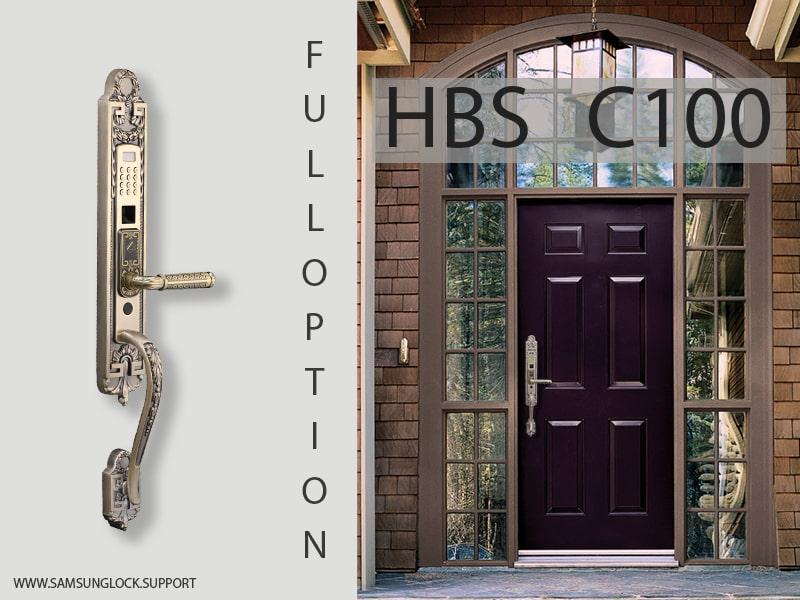 قفل کلاسیک HBS