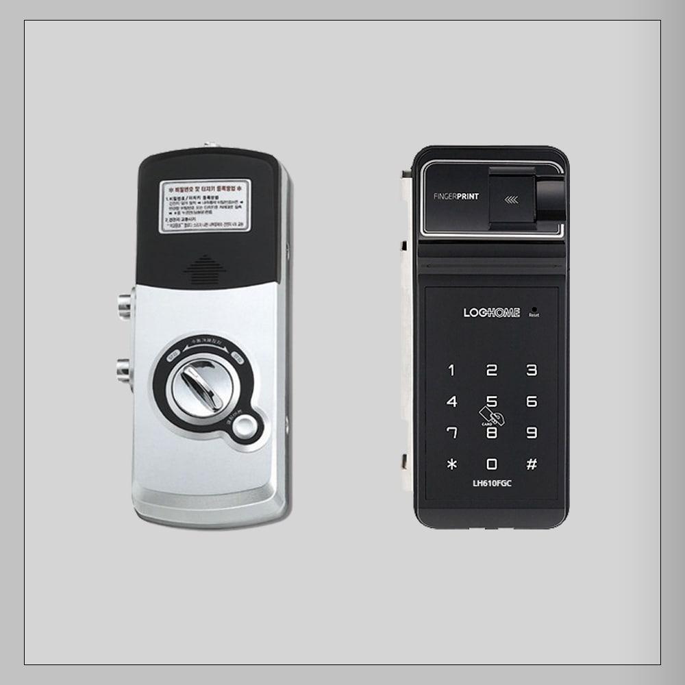 قفل دیجیتال اورنت LH600