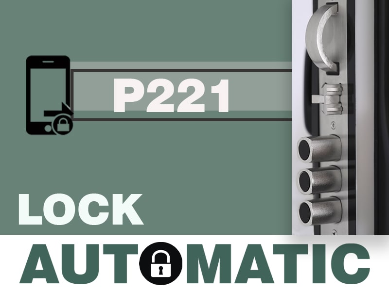 قفل اتوماتیک روک p221