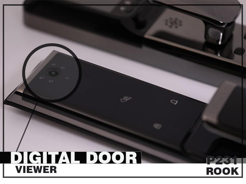 قفل دیجیتال روک