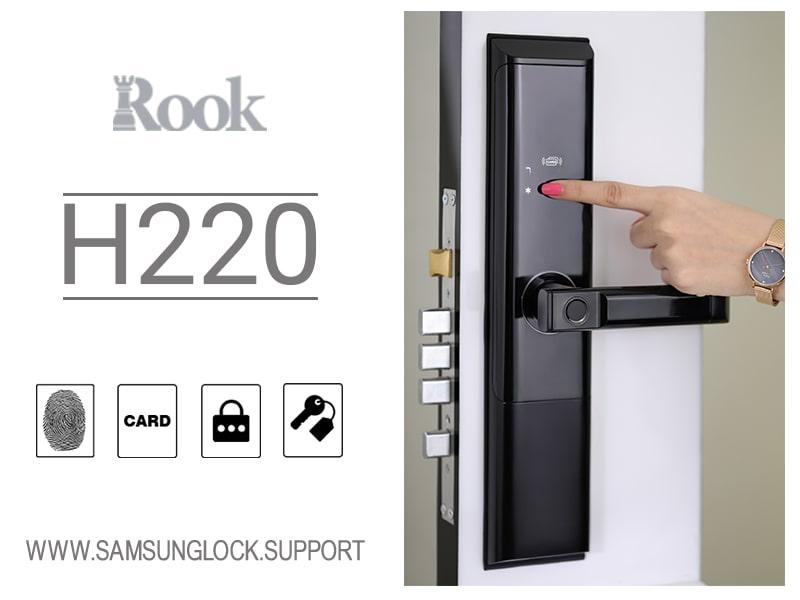 قفل دیجیتال H220 روک