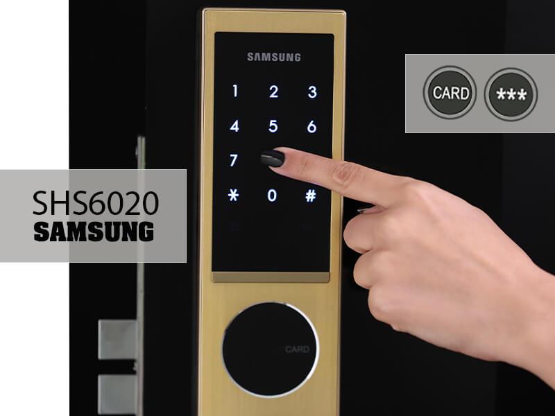 قفل رمزی shs6020